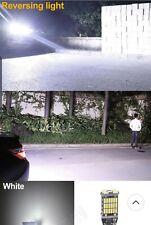 2x 15 Smd W16W Reverse Led White Canbus Mercedes E Class Saloon W212 W207 09-14
