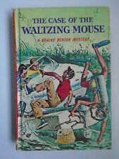 Brains Benton #5, The Case of the Waltzing Mouse, Picture Cover, 1961