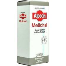ALPECIN MED.Silver Mineral Kopfhaut-u.Haartonik. 200 ml