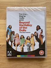 Beyond The Valley of the Dolls - 1970 (Blu-Ray 2016) Arrow Video - Region B