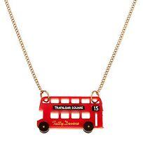 Tatty Devine London Bus Necklace