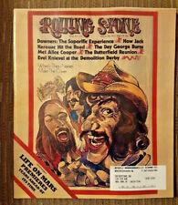 John McCain Jackson Browne Bob Dylan Rolling Stone Music Magazine #1063 Oct 2008