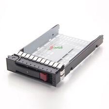 "3.5"" SATA HDD Hard Drive Caddy for HP Proliant DL160 G5 G5p G6 DL180 G5 G6"