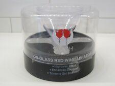 New Rabbit Swish On-Glass Red Wine Aerator #6150