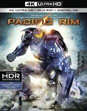 PACIFIC RIM   (4K ULTRA HD) - Blu Ray -  Region free