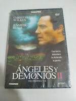 Angeles Y Démons II The Prophecy Christopher Walken - DVD Espagnol Anglais - Am