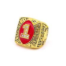 1997 NEBRASKA CORNHUSKERS NATIONAL CHAMPIONS CHAMPIONSHIP RING Gifts Men-LONOON