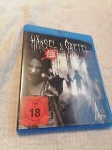 Hänsel und Gretel Box (3 Filme) - Bluray/Blu-ray - Fsk 18
