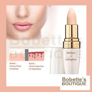 AVON ANEW BAUME REPULPANT & HYDRATANT pour les Lèvres - Collagène et Rétinol