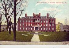 STATE HOSPITAL FOR INSANE, HARRISBURG, PA.