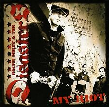 ROGER MIRET & THE DISASTERS - MY RIOT CD (2006) AGNOSTIC FRONT / US-STREETPUNK