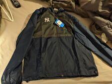 New York Yankees Columbia Windbreaker Jacket Men's Small