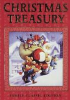 Christmas Treasury by Gustafson, Scott Book The Fast Free Shipping