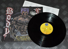 Body Count 'BodyCount' S/T German '92 Vinyl Record LP w Inner Rare VG+/VG Ice-T