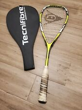 Dunlop g-force 10 Squash Racquet Racket With cover