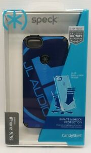 JL Edition Speck CandyShell Impact & Shock Protection Phone Case iPhone 5/5S NEW