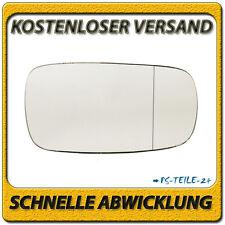 Spiegelglas für RENAULT LAGUNA II 2002-2008 rechts Beifahrerseite asphärisch