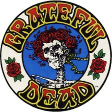 The Grateful Dead Music Band Decal Logo Vinyl Decal Sticker 4 Stickers