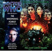 Doctor Who - The Whispering Forest - CD Audiobook - New & Sealed