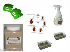 BED BUG ERADICATION KIT (Complete Non chemical Treatment For At Least Two Rooms)