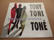"TONY TONI TONE "" OAKLAND STROKE "" 7"" SINGLE HIP HOP EX/EX WING 7 ( 1990 )"