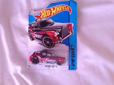 Hotwheels Cockney CAB II HW City Taxi in Packet Please LOOK at Photos