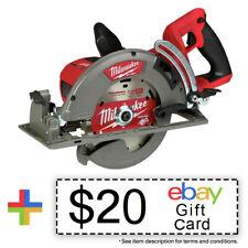 Milwaukee 2830-20 M18 Fuel 7-1/4 in. Circular Saw New + $20 eBay Gift Card