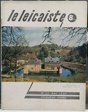 Le Leicaïste n. 32 Mai 1939 LEICA / Très Rare