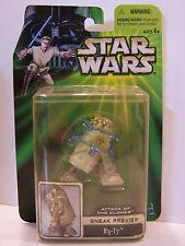 Star Wars ATOC Sneak Preview R3-T7 MOC 2001