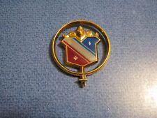 NOS Buick Electra Hood Ornament Emblem GM Vintage GOLD trim package