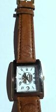 Ann Klein II Watch Vintage Rare AK II Logo New Battery