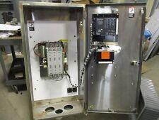 Zenith 400 Amp 480 Volt Nema 4x Automatic Transfer Switch Ats287