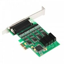 Syba SI-PEX15042 4 Port RS-232 Serial PCI-e 2.0 x1 Card