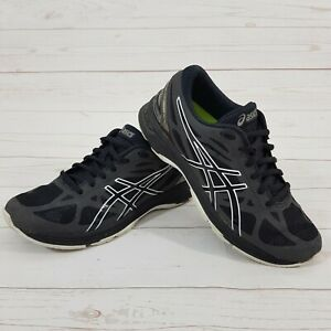 Asics Gel DS 20 NC Anniversary  Women's Running Trainers Shoes Black UK 4