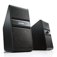 Yamaha funciona con altavoces negro Nx-50b desde Japón Envío