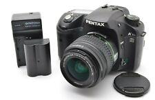 Pentax k10d 10 Fotocamera digitale + SMC PENTAX-DA 3,5-5,6/18-55 mm kit lens a03