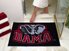 Alabama Crimson Tide Bath Mat Shower Bathroom Area Rug BAMA