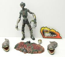 The House Of The Dead Ken + Murrer Worms Action Figure Palisades 2000
