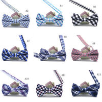 Child Kids Boys Toddler Infant Bowtie Pre Tied Wedding Party Bow Tie Necktie PT