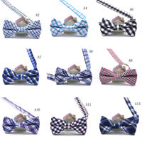Child Kids Boys Toddler Infant Bowtie Pre Tied Wedding Party Bow Tie Necktie GX