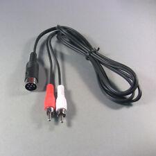 Monitorkabel Mithörkabel für UHER SG560 / SG561 / SG562, Royal de Luxe u. a.