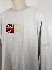 Vintage Reebok long sleeved shirt size 2xl Gray 2054