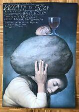 Plakat Poster Plakatkunst Art Poster, STONES Walkuski Limited Edition-94