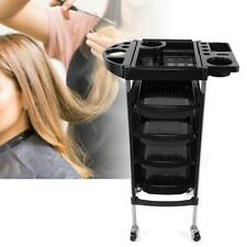 5-LY Hairdressing Storage Trolley Beauty Salon SPA Stylist Station Rolling Cart