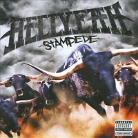 Stampede [PA] by Hellyeah (CD, Jul-2010, Epic) SEALED