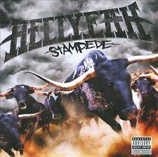 Stampede [PA] by Hellyeah (CD, Jul-2010, Epic) Pantera Down Mudvayne