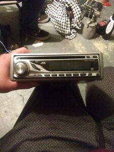 Jvc Cd Receiver Car Stereo Model No. KD-G220