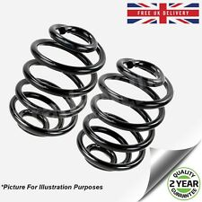 VAUXHALL CORSA C 1.0 1.2 MK2 NEW REAR COIL SPRING ROAD SPRINGS X 2 2000-2007