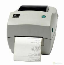 Zebra 3842-10300-0001 TLP3842 Thermal Barcode Label Tag Printer Parallel USB