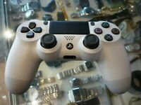GENUINE SONY PLAYSTATION 4 WIRELESS CONTROLLER CUH-ZCT2E - WHITE / AU STOCK !!!